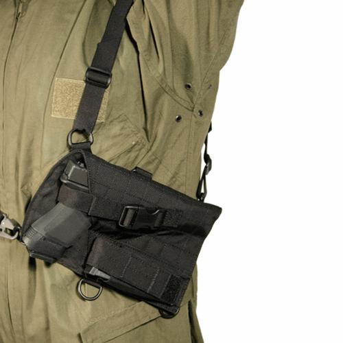 BLACKHAWK! Universal Spec-Ops Pistol Har 40SH04BK