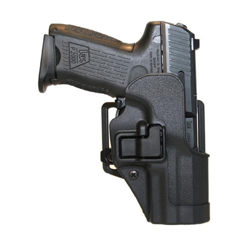 BLACKHAWK! SERPA Active Retention Holster 410500BK-R Black 00 Right