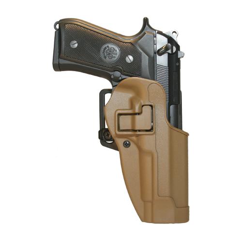 BLACKHAWK! Serpa CQC Concealment Holster 410503CT-R Coyote Tan 03 Right