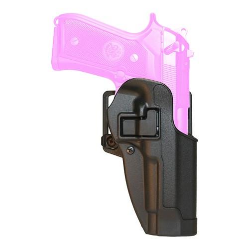 BLACKHAWK! Serpa CQC Concealment Holster 410504BK-R Black 04 Right