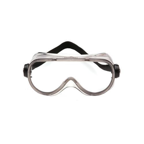 Pyramex Goggles Clear Anti-Fog Top Shelf Chemical Splash G304T