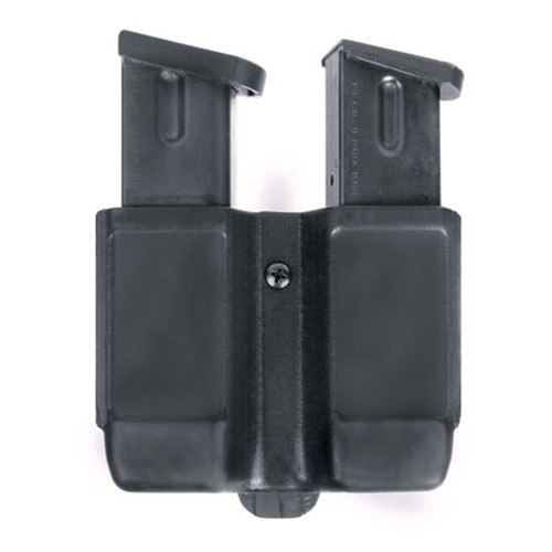 BLACKHAWK! Double Mag Pouch - Double Stack 410610CBK Carbon Fiber