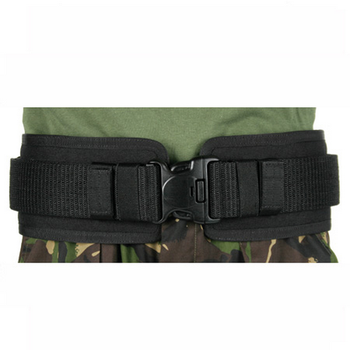 BLACKHAWK! Belt Pad 41BP03BK Black Large