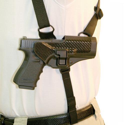 BLACKHAWK! Serpa Shoulder Harness 41SH01BK 01 Right Large
