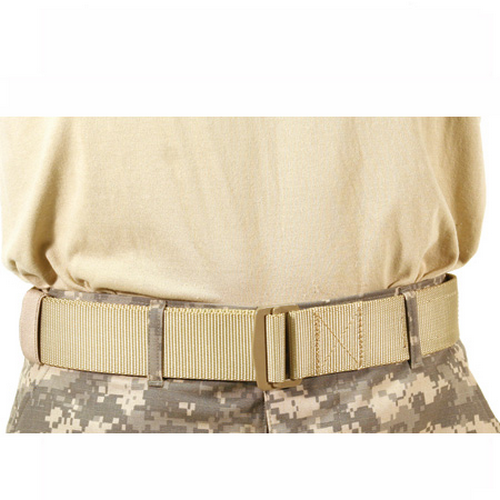 BLACKHAWK! Universal DBU Belt 41UB01DB Desert Brown One Size Fits All