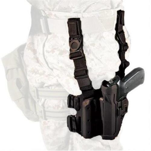 BLACKHAWK! Tactical Serpa Holster 430500BK-L Black 00 Left