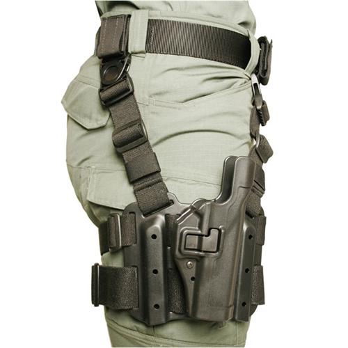 BLACKHAWK! Tactical Serpa Holster 430500BK-R Black 00 Right