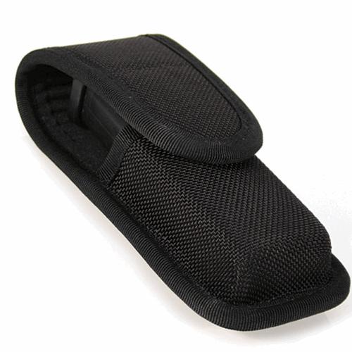BLACKHAWK! Single Mag Pouch - Staggered 44A003BK Black Cordura