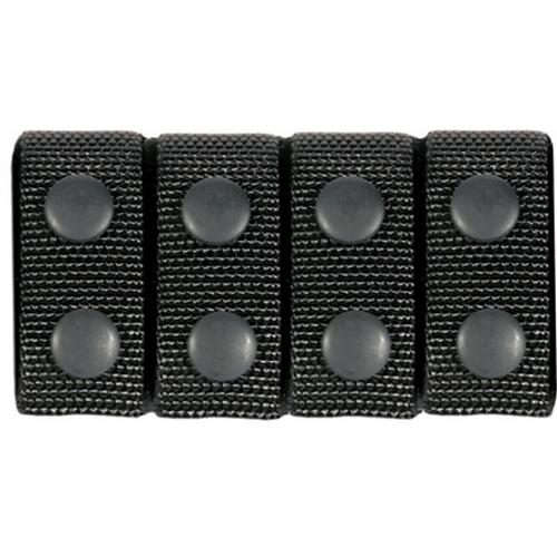 BLACKHAWK! Nylon Belt Keeper 44B351BK Black Nylon 2.25in.