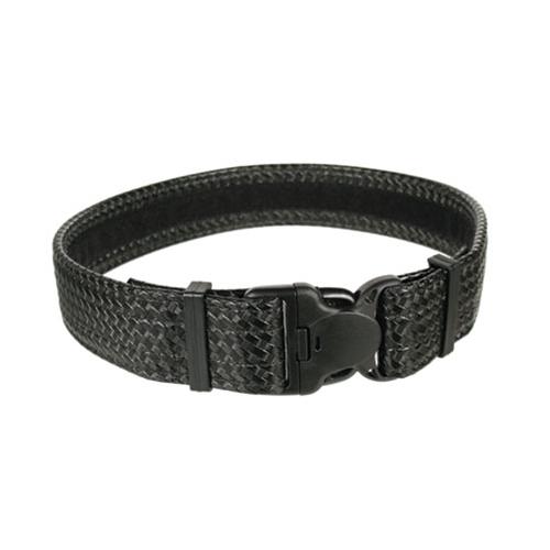 BLACKHAWK! Reinforced Duty Belt 44B4XLBW Black Basket Weave X-Large 2.00in.