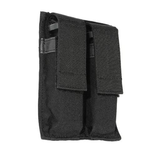 BLACKHAWK! Double Pistol Mag Pouch - Hook 61ACDMBK