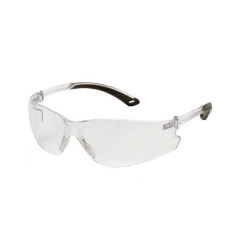 Pyramex Itek Safety Glasses Clear Anti-Fog Lens S5810ST