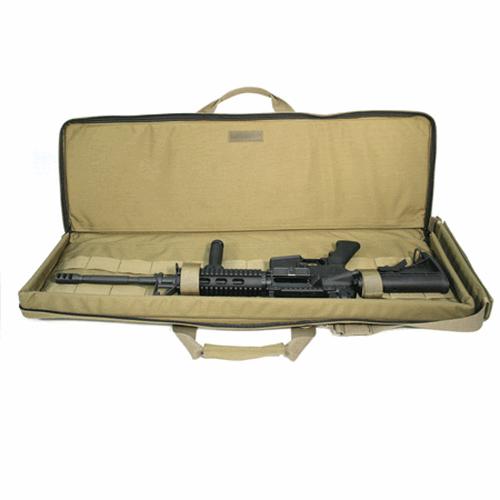 BLACKHAWK! Discreet Modular Weapons Carry Case 65DC35BK Black 35in.