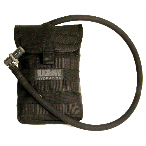 BLACKHAWK! Side Hydration Pouch 65SH00BK Black