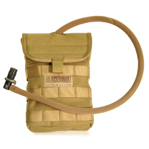 BLACKHAWK! Side Hydration Pouch 65SH00CT Coyote