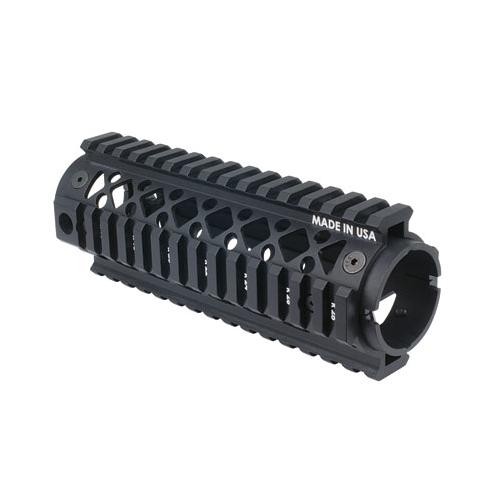 BLACKHAWK! AR-15 Carbine Quad Rail Forend 71QF01BK