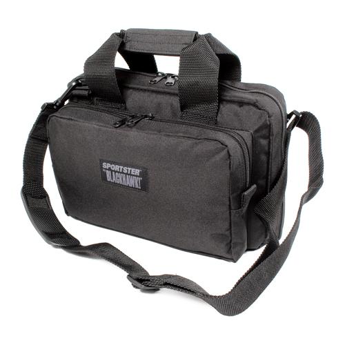 BLACKHAWK! Sportster Shooters Bag 73SB00BK