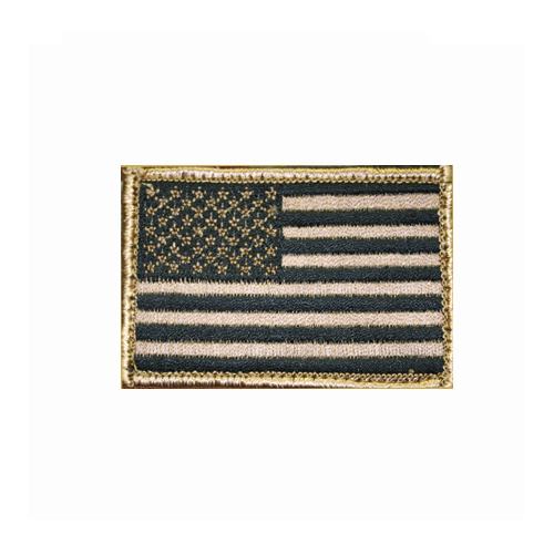 BLACKHAWK! American Flag Patch 90DTFV Coyote Standard