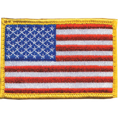 BLACKHAWK! American Flag W/ Velcro Patch 90RWBV Red/White/Blue Standard
