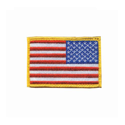 BLACKHAWK! American Flag W/ Velcro Patch 90RWBV-R Red/White/Blue Reversed