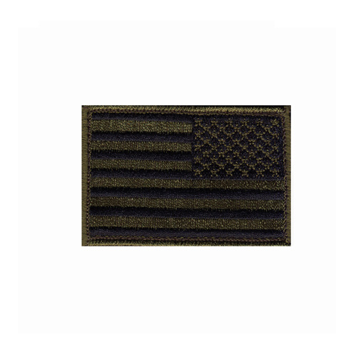 BLACKHAWK! Subdued American Flag Patch 90SAFV-R Coyote Reversed