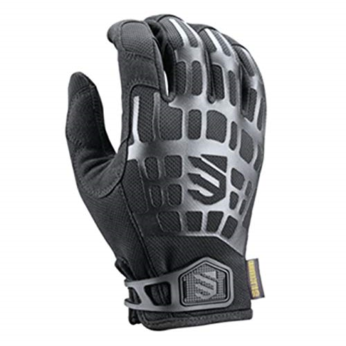 BLACKHAWK! Fury Utilitarian Glove GT001BKLG Black Large