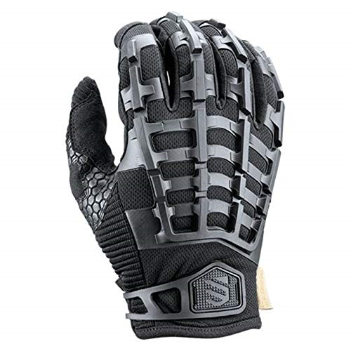 BLACKHAWK! Fury Prime Glove GT002BKLG Black Large