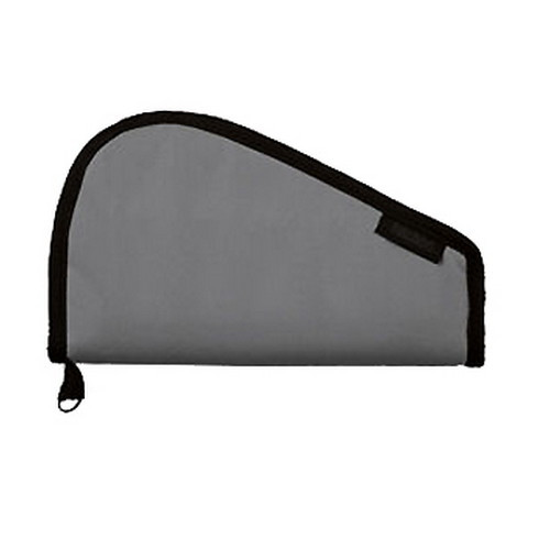 Bulldog Cases Pistol Rug Small without Handles Gray BD610