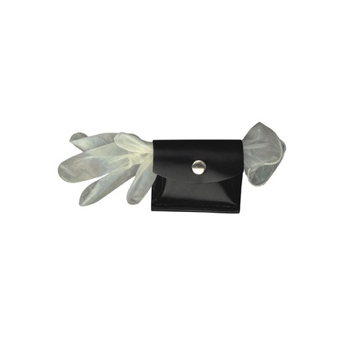 Boston Leather Glove/Mask Pouch 5640V-1