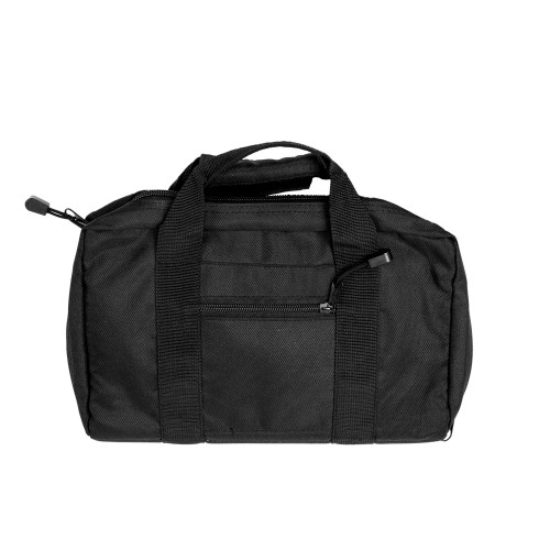 NcStar Discreet Pistol Case 2 Padded Compartments Black CPB2903