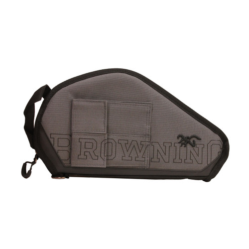 Browning Range Pro Pistol Case 11in. Charcoal 1423257911