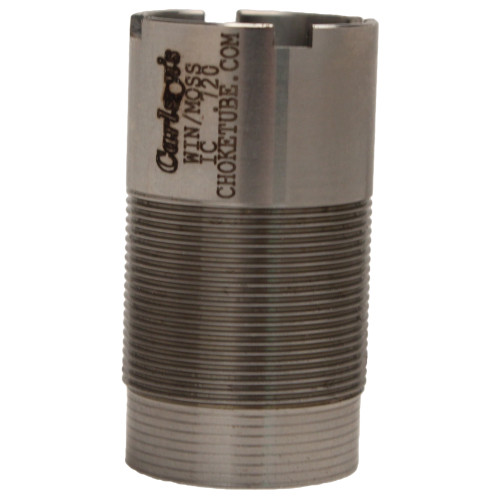 Carlsons Flush Mount Choke Tube 12 Gauge Improved Cylinder .720 Fits Winchester Mossberg Browning Weatherby 12212