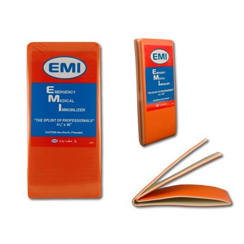 EMI - Emergency Medical Emergency Medical Immobilzer Flat Splint 415