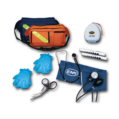 EMI - Emergency Medical EMS Student Response Kit 544