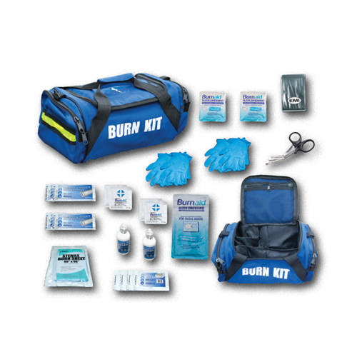 EMI - Emergency Medical Emergency Burn Kits Advance 608 Advance