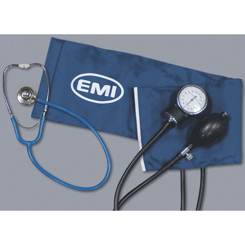 EMI - Emergency Medical Dual Head Stethoscope 944
