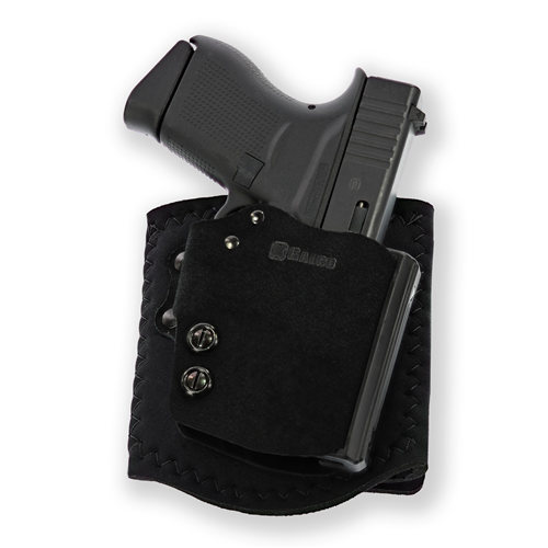 Galco Gunleather Ankle Guard (Ankle Holster) AGD600B 600 Right