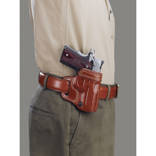 Galco Gunleather Avenger Belt Holster AV224 Tan 224 Right