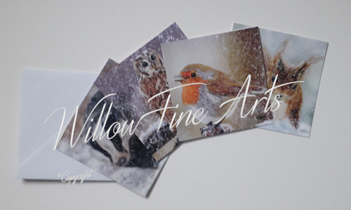 Wildlife Card Pack