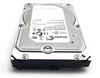 Front view of Seagate 3.5in 4TB SAS Hard Drive