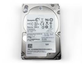Top view of Seagate 2.5in 900GB SAS Hard Drive