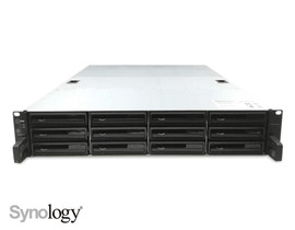 Front view of  Synology RS3614RPxS