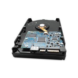 Back View of DELL 3.5in 500GB SATA HDD