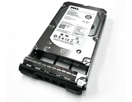 Top View of Dell 3.5in 600GB SAS Hard Drive
