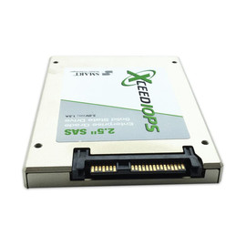View of Smart 2.5in 400GB SAS SDD