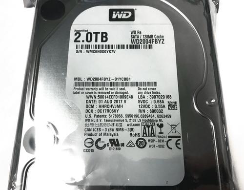 WD2004FBYZ Hard Drive SATA