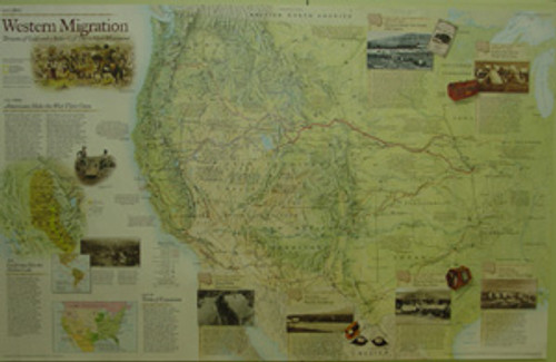 National Geographic Illustrated Maps
