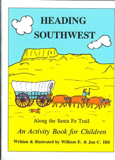 Activity Book: Heading Southwest