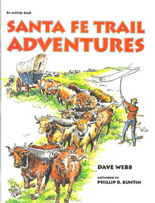 Activity Book: Santa Fe Trail Adventures