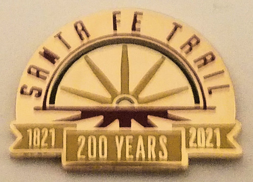 200th Anniversary Pin
